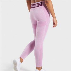Flex high waist leggings-pink